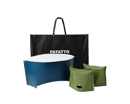 PATATTO TABLE & CHAIR SET